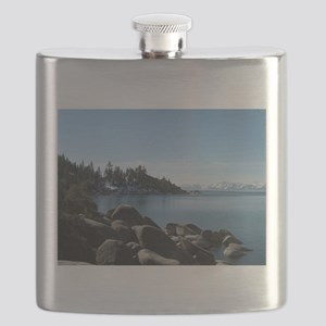 Lake Tahoe, Incline Village Flask