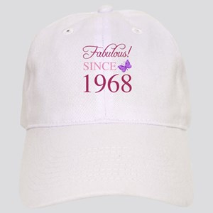 1968 Fabulous Birthday Cap