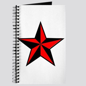 red and black star Journal