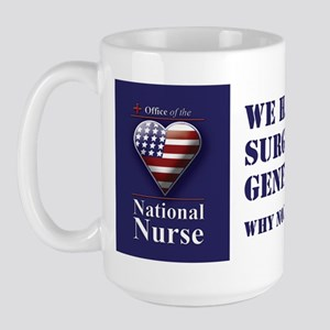 NN Why Not? Large Mug