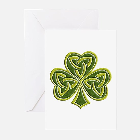 Celtic Trinity Greeting Cards