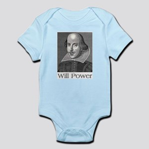 Shakespeare Will Power Body Suit
