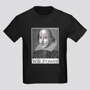 Shakespeare Will Power T-Shirt