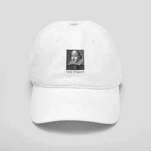 Shakespeare Will Power Cap