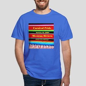 Carnival Pride 1-27-08 - Dark T-Shirt