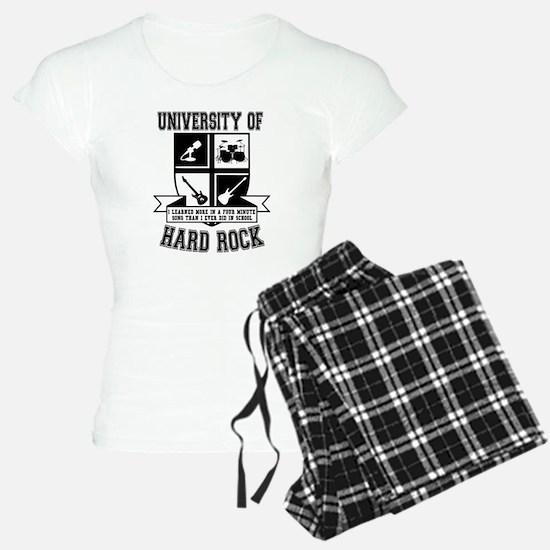 University of Hard Rock Pajamas