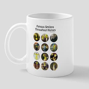 Historical Smileys Mug