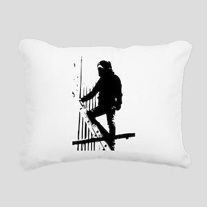 Vandal Rectangular Canvas Pillow