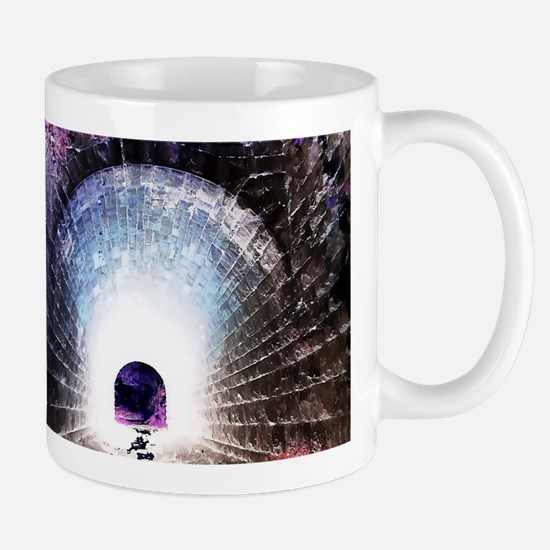 Worm hole to another time. Mugs