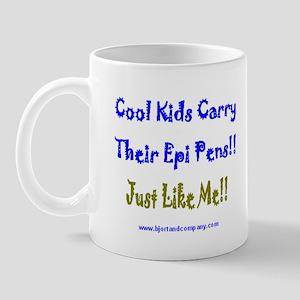Cool Kids Carry Epi Pens Mug