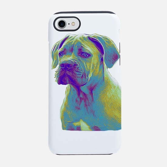 Cane Corso Dog iPhone 8/7 Tough Case