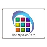 The Mosaic Hub Logo Banner