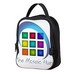 The Mosaic Hub Logo Neoprene Lunch Bag