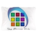 The Mosaic Hub Logo Pillow Case