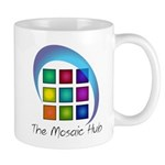 The Mosaic Hub Logo Mugs