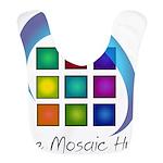 The Mosaic Hub Logo Bib