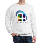 The Mosaic Hub Logo Sweatshirt