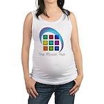 The Mosaic Hub Logo Maternity Tank Top