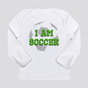 I Am Soccer Long Sleeve T-Shirt
