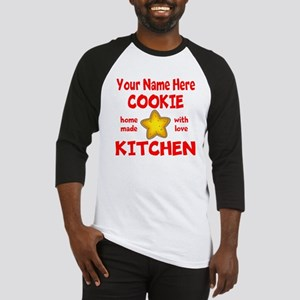 Cookie Kitchen Baseball Jersey