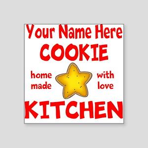 Cookie Kitchen Sticker