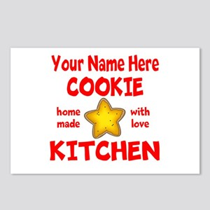Cookie Kitchen Postcards (Package of 8)