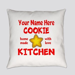Cookie Kitchen Everyday Pillow