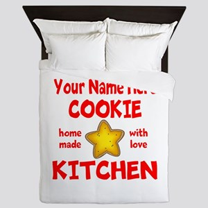 Cookie Kitchen Queen Duvet