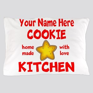 Cookie Kitchen Pillow Case