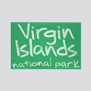 Virgin Islands National Park (Graffiti) Rectangle