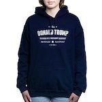 Vote Donald Trump Women's Hooded Sweatshirt