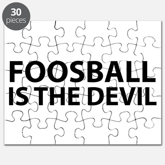 Foosball Is The Devil Puzzle