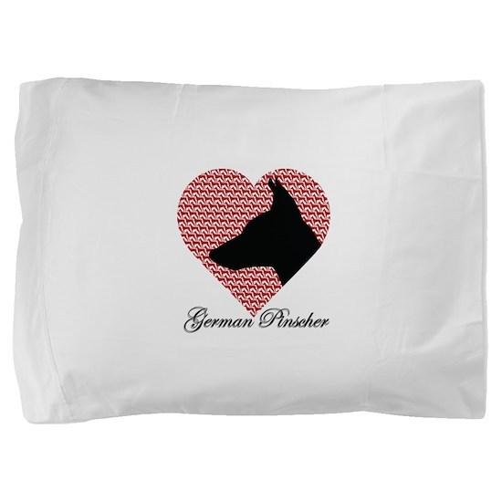 GERMAN PINSCHER Pillow Sham