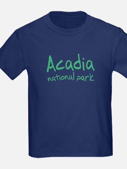 Acadia National Park (Graffiti) T