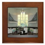 First Pres. - Maumee, Ohio Framed Tile