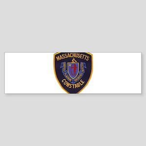Massachusetts Constable Sticker (Bumper)