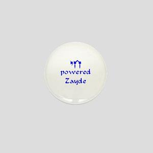Chai powered Zayde Mini Button