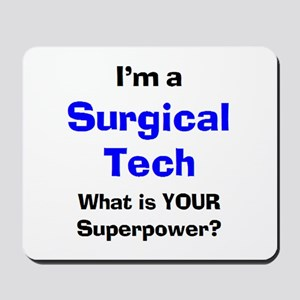 surgical tech Mousepad