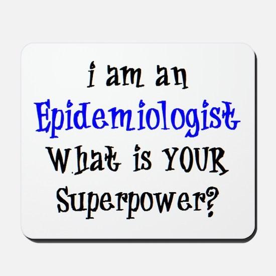 epidemiologist Mousepad