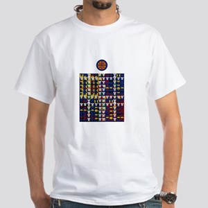 Enochian Water Watchtower White T-Shirt