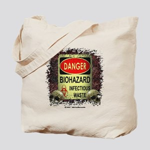 INFECTIOUS WASTE Tote Bag