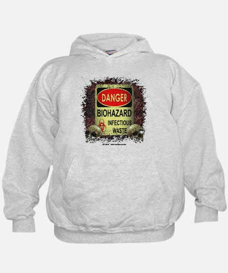 INFECTIOUS WASTE Hoodie