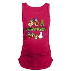 Trick or Treat Maternity Tank Top