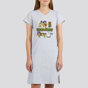 Trick or Treat Women's Nightshirt