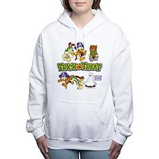 Trick or Treat Women's Hooded Sweatshirt