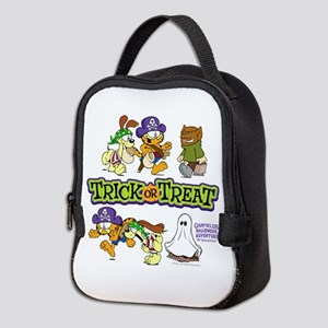 Trick Or Treat Neoprene Lunch Bag
