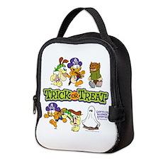 Trick Or Treat Neoprene Lunch Bag