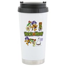 Trick Or Treat Stainless Steel Travel Mug