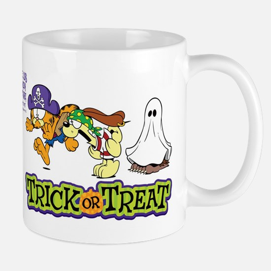 Trick Or Treat Mugs