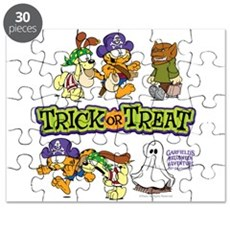 Trick Or Treat Puzzle